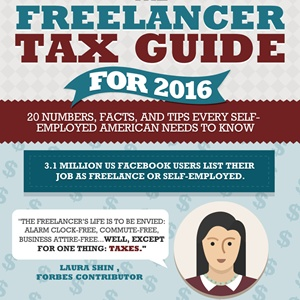 The Freelancer Tax Guide For 2016