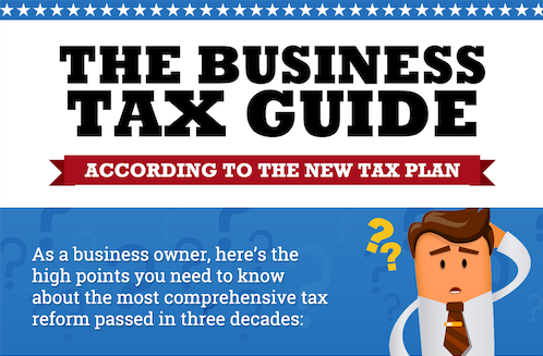 business tax guide 2019 infographic header