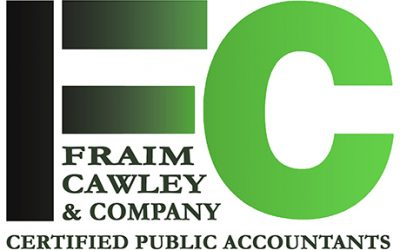 Introducing: Fraim, Cawley & Company, Certified Public Accountants!